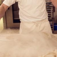 Fürs Brotbacken braucht man den richtigen Schwung